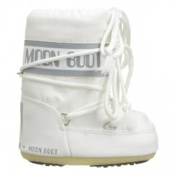Après-ski Moon Boot Nylon Baby blanc