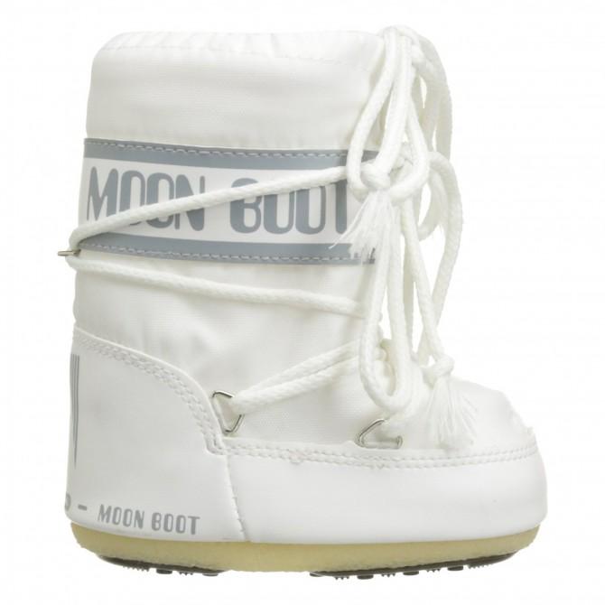 Doposci Moon Boot Nylon Baby bianco