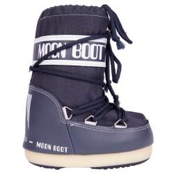 Doposci Moon Boot Nylon Baby blu jeans