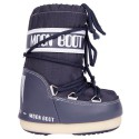 Après-ski Moon Boot Nylon Baby blue jeans