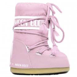 Après-ski Moon Boot Nylon Baby pink