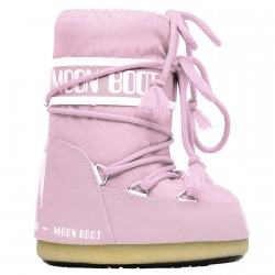 Après-ski Moon Boot Nylon Baby rose