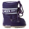 Après-ski Moon Boot Nylon Baby violeta