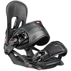 Bindings snowboard Head Nx Fay I black