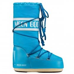 Après-ski Moon Boot Nylon Junior turquesa