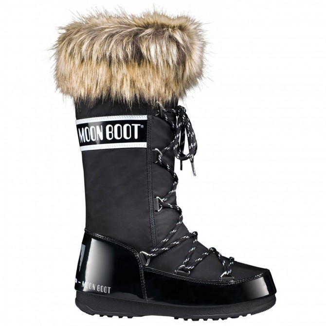 Après-ski Moon Boot W.E. Monaco Woman