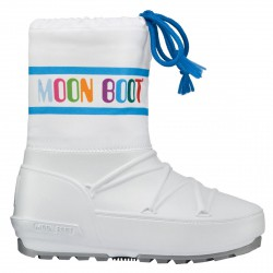 Après-ski Moon Boot Pod Junior blanco