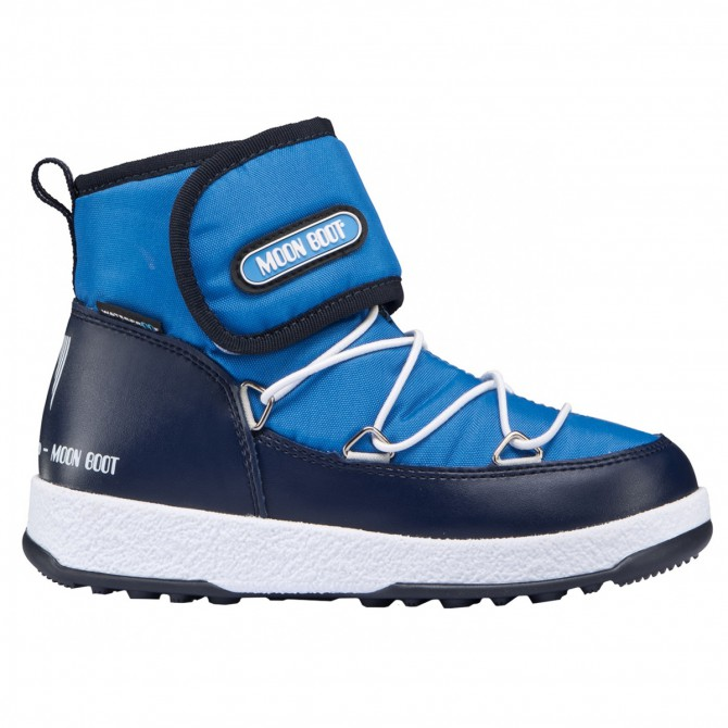 Après-ski Limited Moon Boot Strap Waterproof Junior
