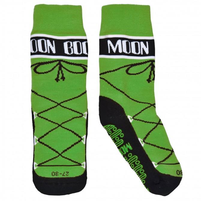 Calze Moon Boot Junior blu-nero