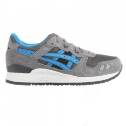 chaussures Asics Gel Lyte III gris homme