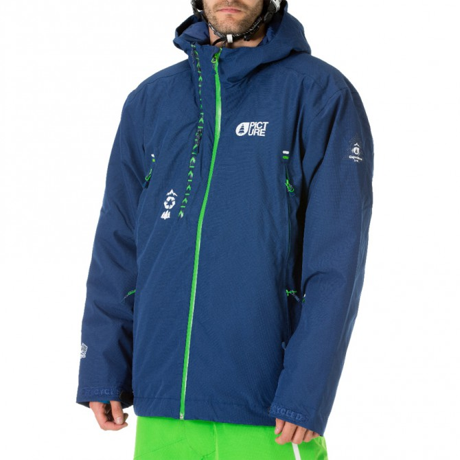 Giacca snowboard Picture Base Uomo