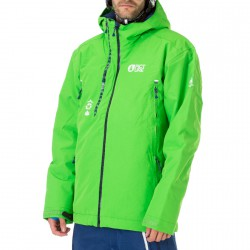 Snowboard jacket Picture Base Man