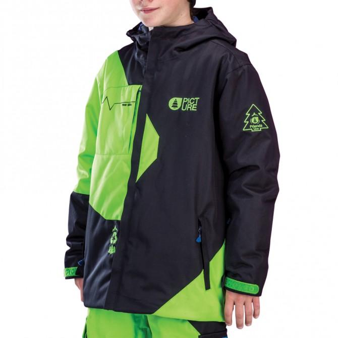 Snowboard jacket Picture Fink Junior