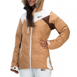 Snowboard jacket Picture Fly Expedition Woman