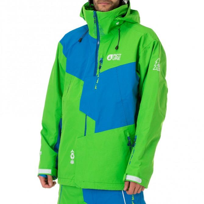 Veste snowboard Picture Oscar Homme