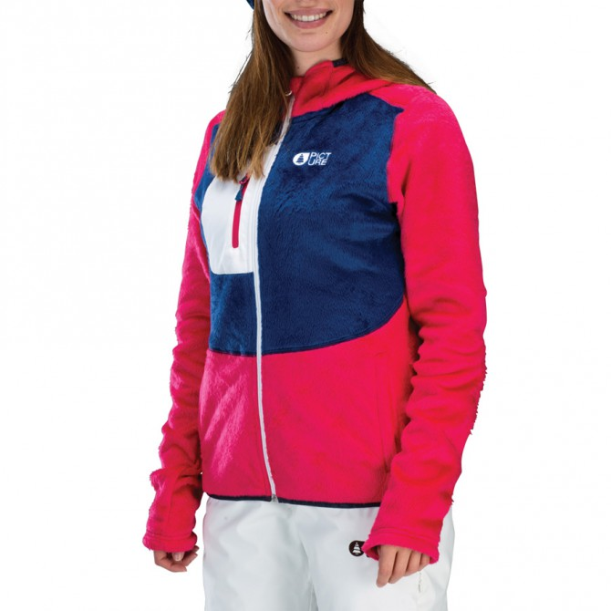 Forro polar Picture Loop Mujer