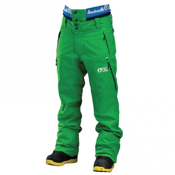 Snowboard pants Picture Base Man