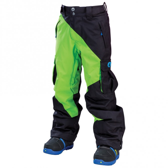Snowboard pants Picture Sunday Junior