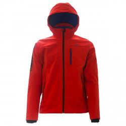 Softshell Bottero Ski Man red