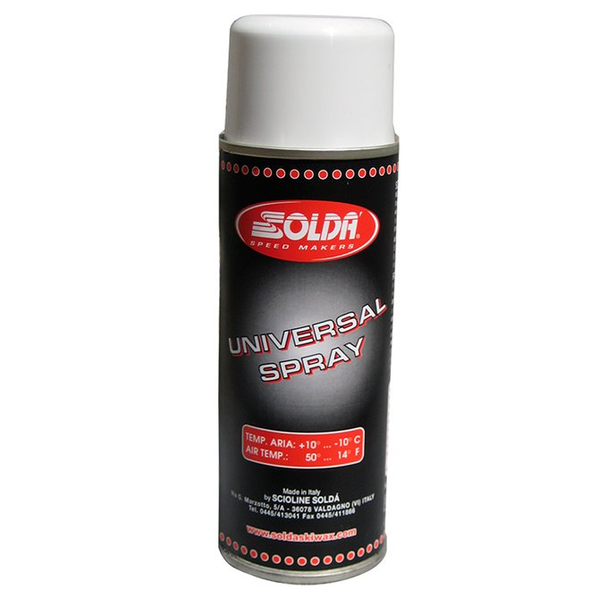 Sciolina Soldà universal spray 200 ml unico