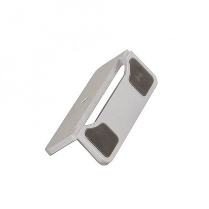 Bracket with clamp 88° Soldà