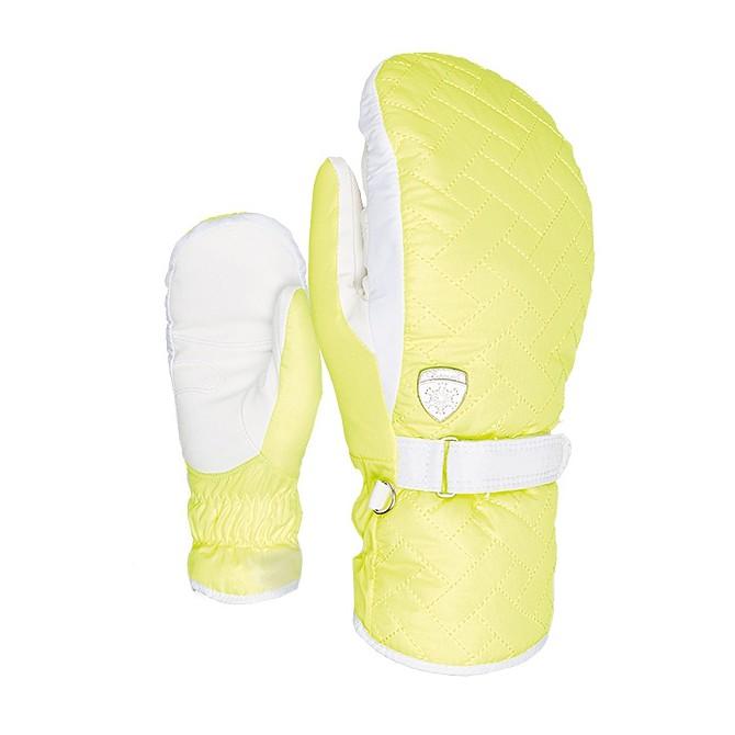Moffole sci Level Cher Donna giallo fluo