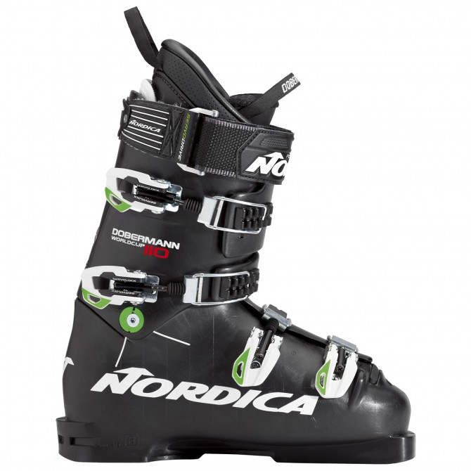 Scarponi sci Nordica Dobermann WC Edt 110