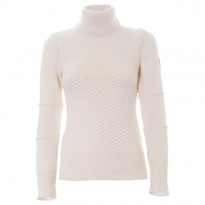 Sweater Degré 7 Pinapa Woman white