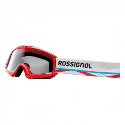masque ski Rossignol Raffish Hero Blaze S rouge + écrans