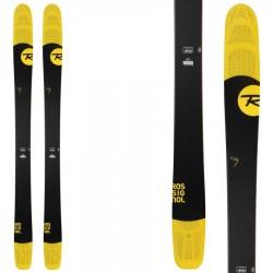 ski Rossignol Soul 7 + bindings Vist V614