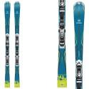 ski Rossignol Pursuit 14 X + fixations Xelium 110 B73