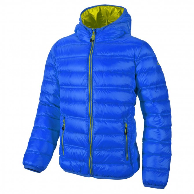 Hooded down jacket Cmp Junior royal