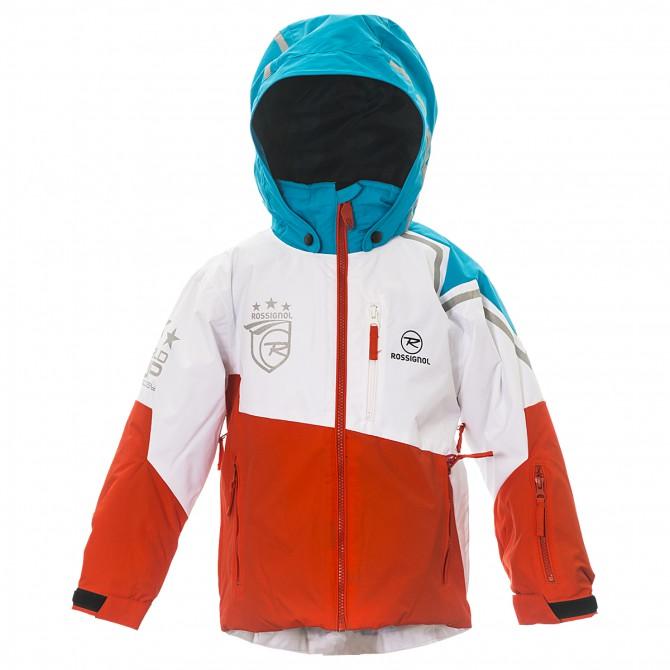 Ski jacket Rossignol Hero Star Logo Junior