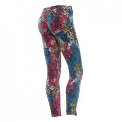 pantalon 7/8 Freddy Wr.Up WRUP6LE2E femme
