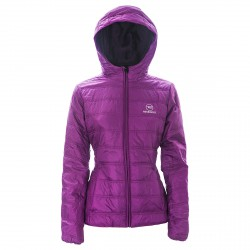 Piumino Rossignol Light Loft Donna orchidea