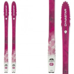 ski Dynastar Cham Woman 87 fluid + bindings Nx 11 W Fluid B90
