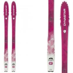 ski Dynastar Cham Woman 87 fluid + fixations Nx 11 W Fluid B90