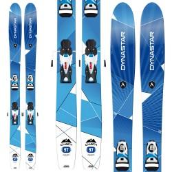 esqui Dynastar Cham 97 + fijaciones Spx 12 B100