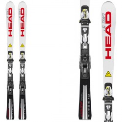 Ski Head Wc Sl Team Sw + fixations SL 100