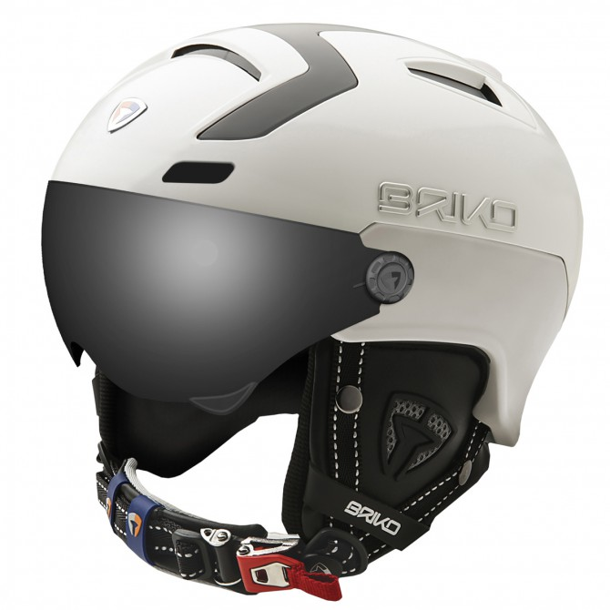 Ski helmet Briko Stromboli Visor 2V