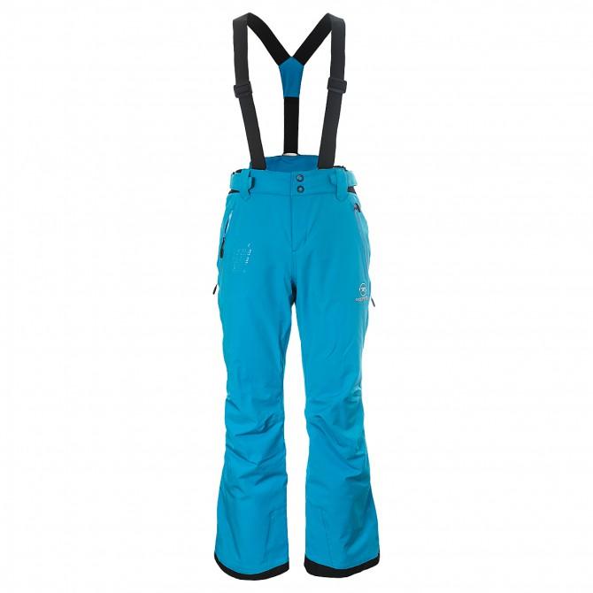 Pantalone sci Rossignol Master azzurro
