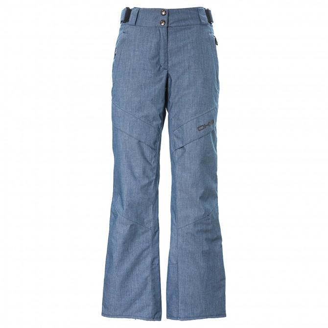 Pantalone sci Dkb Cute Light blu jeans chiaro
