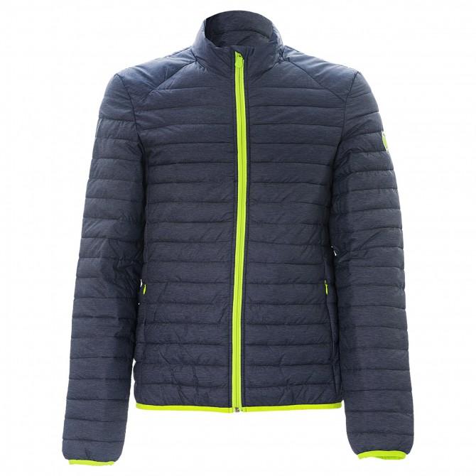 Down jacket Neon Evo Man denim