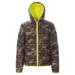 Doudoune Neon Evo Homme camouflage