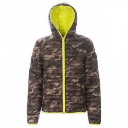 Piumino Neon Evo Uomo camouflage
