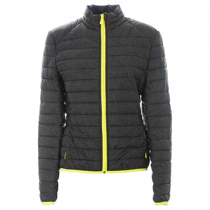 Down jacket Neon Evo Man black