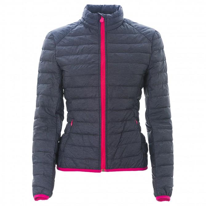 Down jacket Neon Evo Woman denim