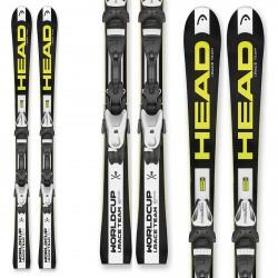 Ski Head Wc iRace Team Sw + Fixations Lrx 9.0