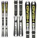 Ski Head Wc iRace Team Sw + bindings Lrx 9.0