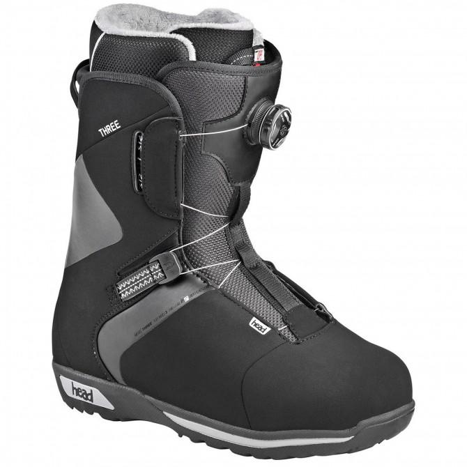 snow boots Head Three Boa